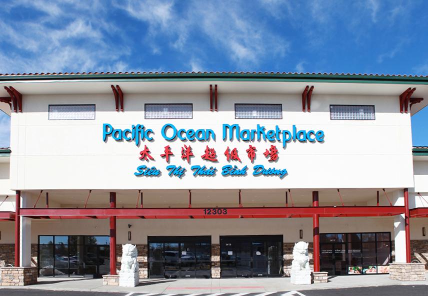 Pacific Ocean Market