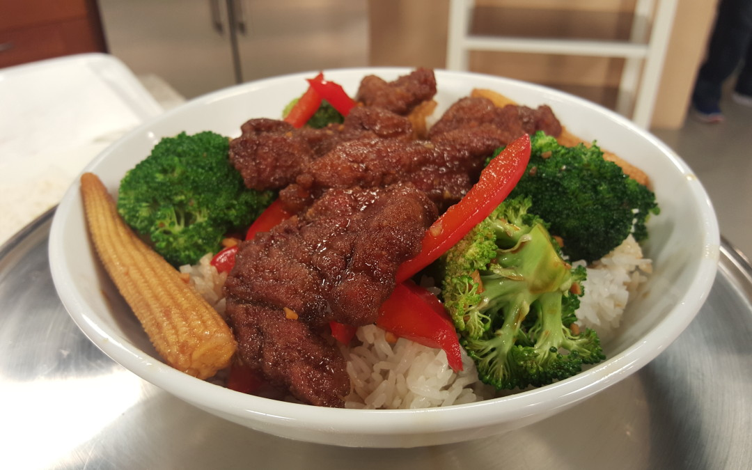 Asian Stir Fried Beef on Colorado's Everyday Show