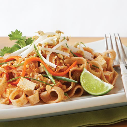 Tofu Pad Thai on Colorado's Everyday Show